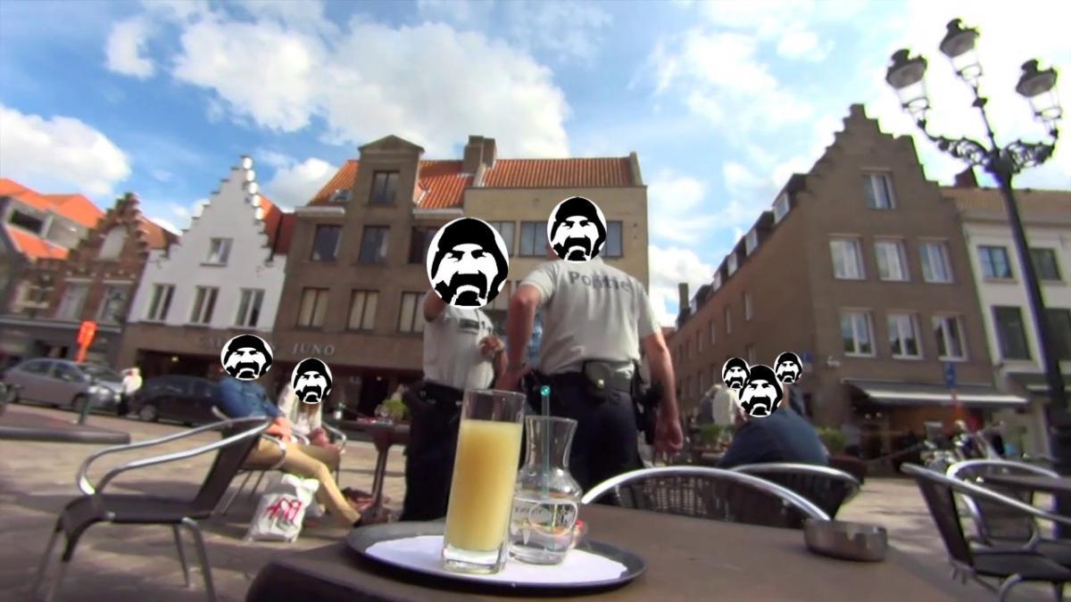 Politie versus burgerjournalist