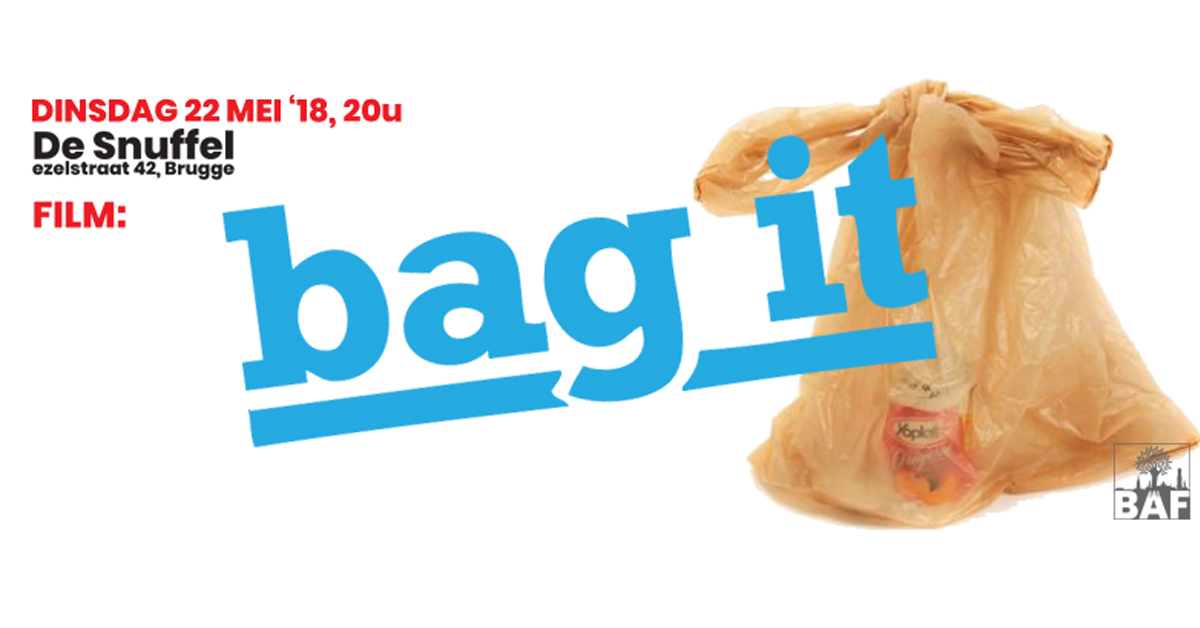 Film: Bag it! (is your life too plastic?)