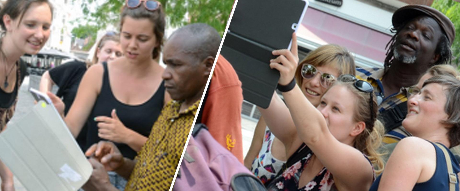 Een GPS-spel waarmee je Brugge & de Duurzame Ontwikkelingsdoelstellingen ontdekt